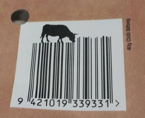 面白い商品のバーコードの画像(28枚目)