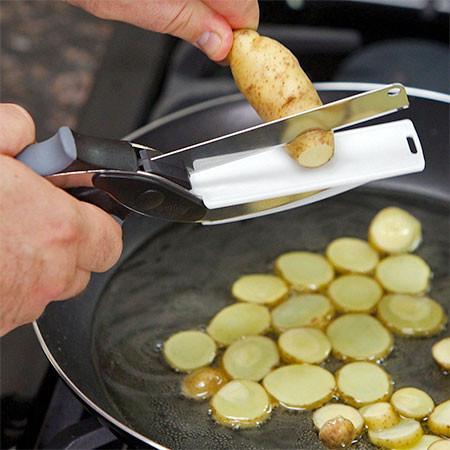 料理で使える活気的なハサミの画像(5枚目)