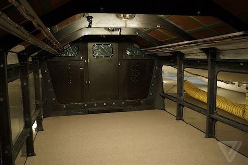 世界最大の飛行船「Airlander10」の画像(11枚目)