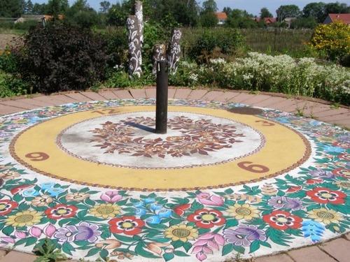 お花がプリントしてある可愛い家の画像(22枚目)