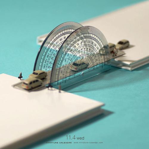 文房具を使った小さなジオラマの画像(14枚目)