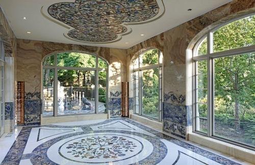 100億円の豪邸の風景の写真が凄い!!の画像(17枚目)