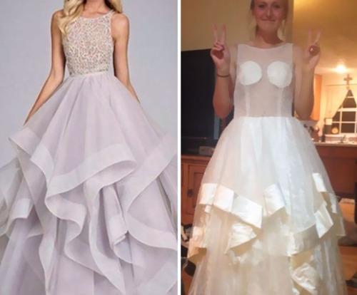 美しいドレスの商品写真の画像(20枚目)