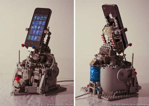 レゴで作った日用品の画像(17枚目)