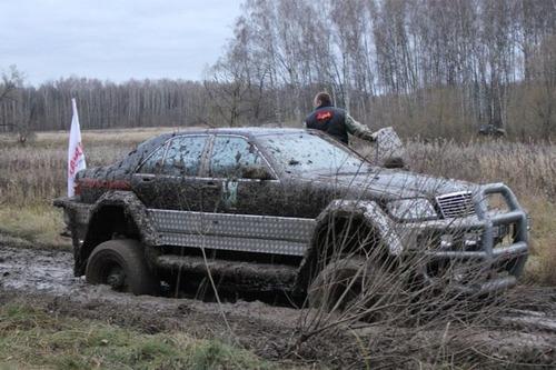 ベンツのRV車の画像(25枚目)
