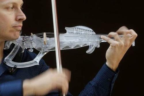 3Dプリンターで作られたガジェットの画像(1枚目)