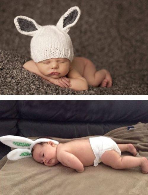 赤ちゃんとの記念撮影の理想と現実の画像(26枚目)