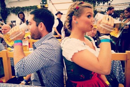 ビールの祭典「オクトーバーフェスト」の画像(2枚目)