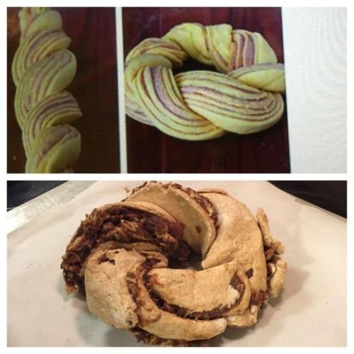 作ったお菓子と成功例の比較の画像(7枚目)