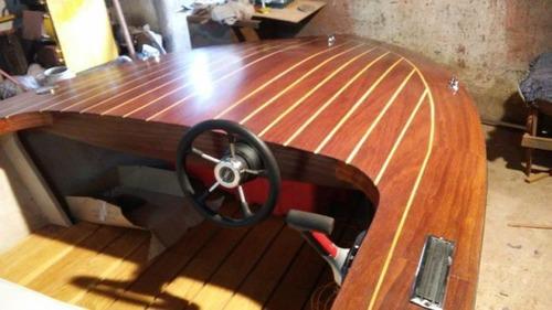木製のボートの画像(17枚目)