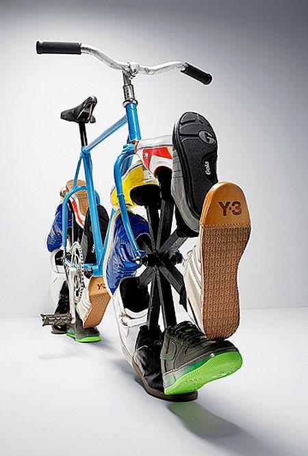 徒歩感覚で移動するウォーキングバイクが魅力的!!の画像(6枚目)
