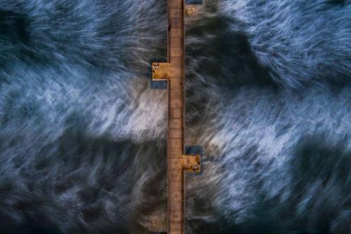 ドローンを使った空撮の画像(9枚目)