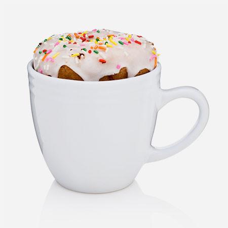 ドーナツが冷めにくくなるコーヒーカップの画像(5枚目)