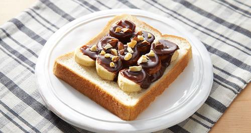 お料理革命!スライスチーズのようなスライスチョコを使った料理が美味しそう!!の画像(2枚目)