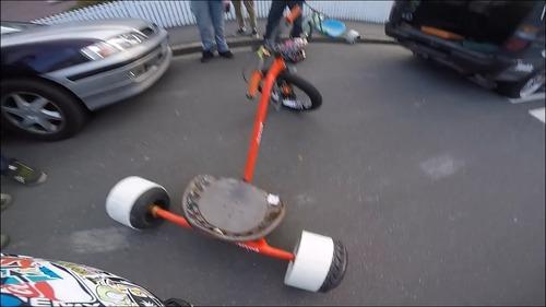 ドリフトできる三輪車17