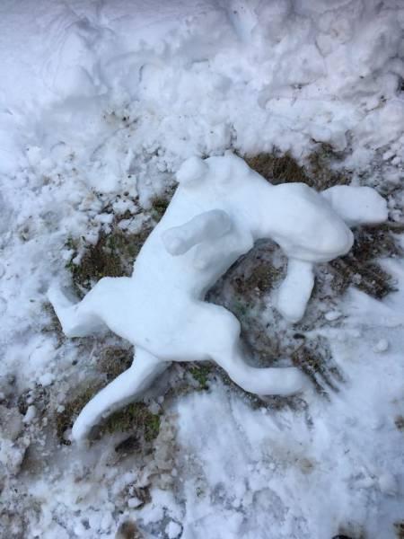 ハイクオリティな雪像の画像(5枚目)