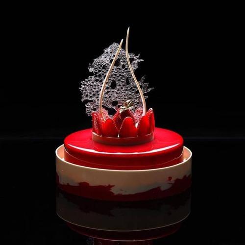 美しすぎて食欲が沸かないお菓子の画像(6枚目)