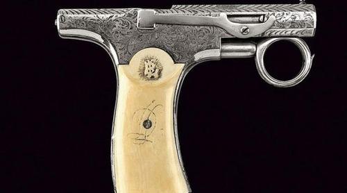 残念な改造をされた拳銃の画像(3枚目)