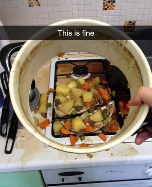 酷すぎる料理の失敗の画像(23枚目)