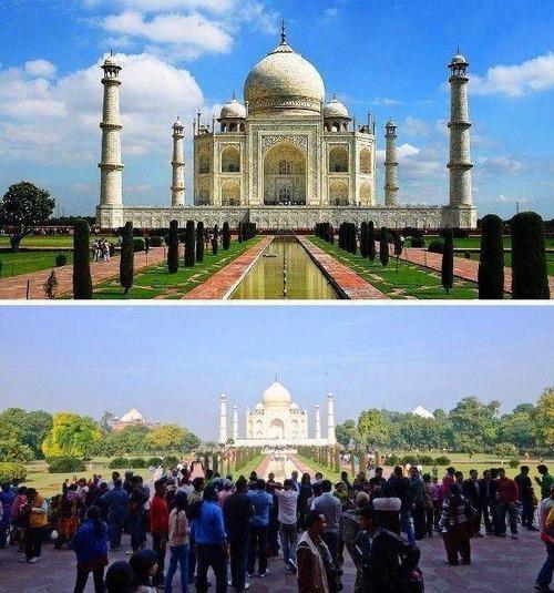 観光地のイメージ写真と比較の画像(6枚目)