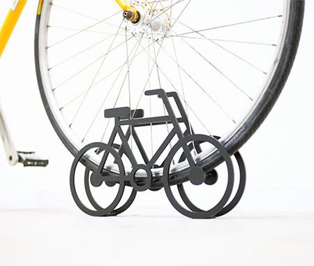 自転車スタンド05