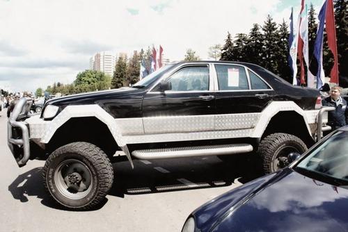 ベンツのRV車の画像(21枚目)