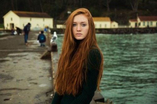 赤毛が似合うカワイイの女の子(外人)の画像の数々!!の画像(13枚目)