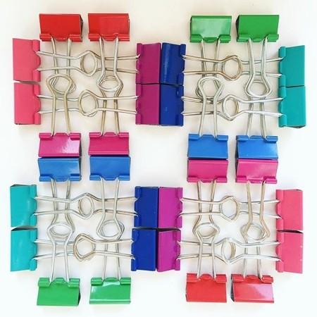 幾何学模様の美しいオブジェ04
