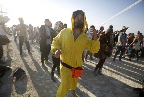 荒野の祭典!バーニングマン2015の画像の数々!の画像(13枚目)