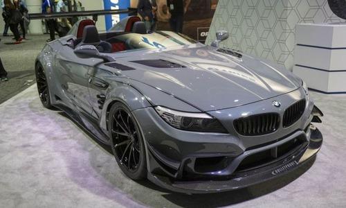 【画像】世界最大級の自動車のイベント『SEMA SHOW 2015』の自動車が凄まじい!!!の画像(44枚目)
