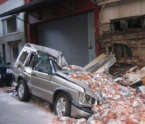 悲惨すぎる自動車のトラブルの画像(19枚目)