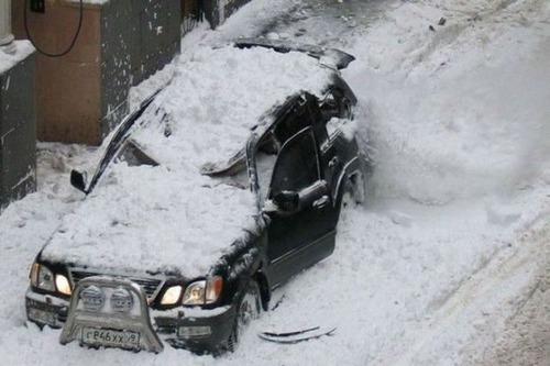 どうしてそうなった?何だか凄まじい事になっている自動車事故の画像の数々!の画像(24枚目)