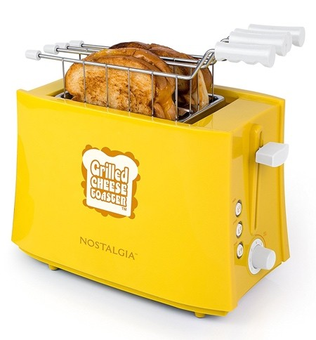 ホットチーズサンド トースター03
