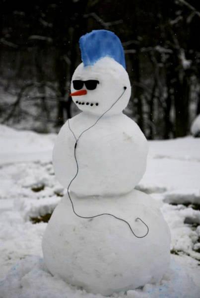 面白い雪だるまの画像(43枚目)