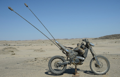 【画像】映画マッドマックスに出ていたバイクが凄い事になっている!の画像(8枚目)