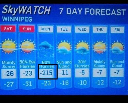 冬を楽しむカナダの人達の画像(7枚目)