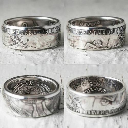 昔のコインを加工したアクセサリの画像(20枚目)
