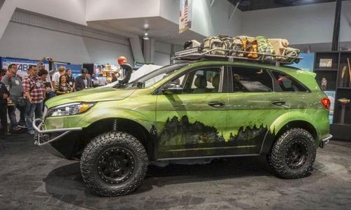 【画像】世界最大級の自動車のイベント『SEMA SHOW 2015』の自動車が凄まじい!!!の画像(51枚目)
