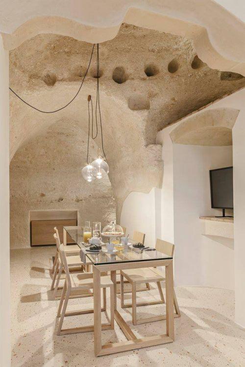 イタリアの洞窟がそのまま住宅街の画像(9枚目)