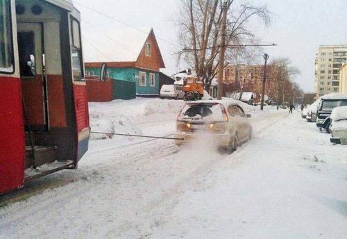 ちょっと面白いロシアの日常の画像(16枚目)