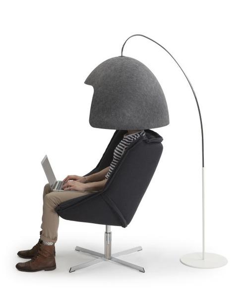 集中力アップが期待できる!?ヘルメットのような帽子のような怪しい物体!!の画像(1枚目)
