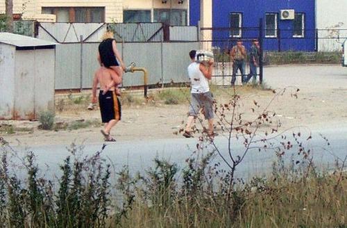 ちょっと面白いロシアの日常の画像(5枚目)