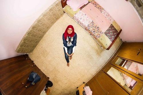 世界各国の人達のベッドルームの画像(11枚目)