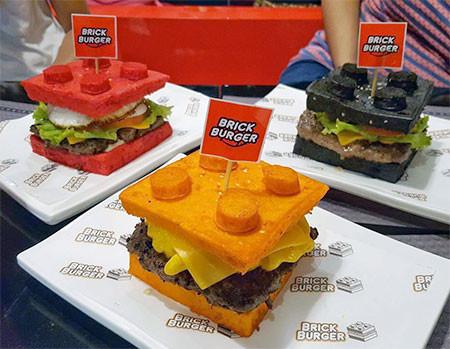 レゴのハンバーガーの画像(12枚目)