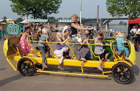 幼稚園通学用の自転車の画像(2枚目)