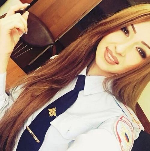 ロシアの婦警さんの画像(8枚目)