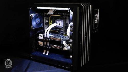 【画像】芸術の域に達している自作パソコンが凄い!!の画像(2枚目)