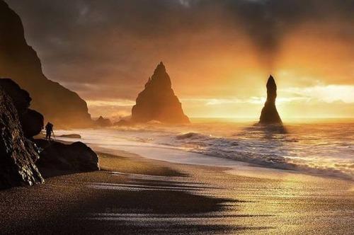 アイスランドの風景の画像(8枚目)