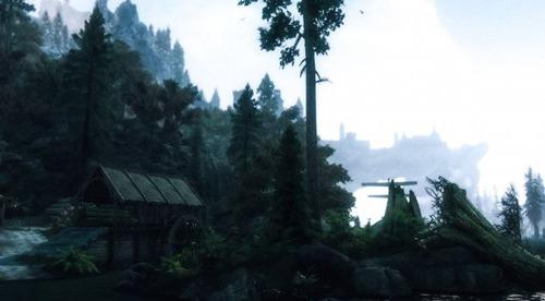 テレビゲームの風景の画像(37枚目)
