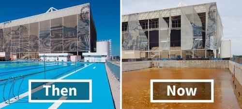 リオ・オリンピック会場の半年後の姿の画像(1枚目)